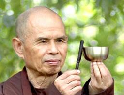 Be more creative with Thich Nhat Hanh