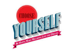 Choose Yourself: This week's Go Creative! book