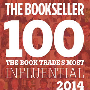The Bookseller 100 - Two years in a row