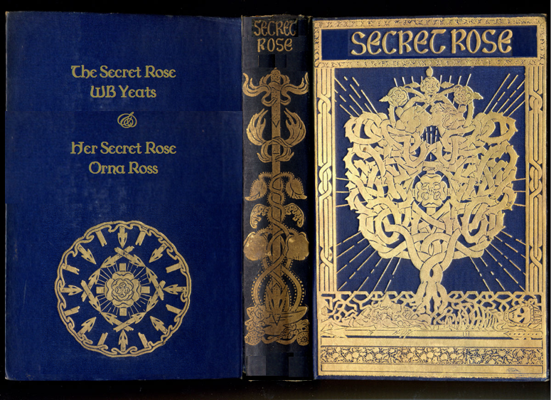 Secret Rose Book Cover Orna Ross
