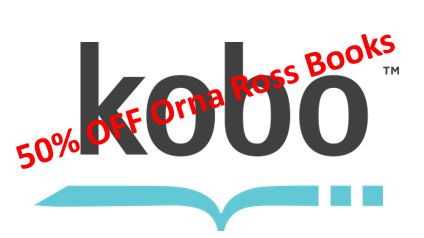 50% Off Orna Ross Books at Kobo