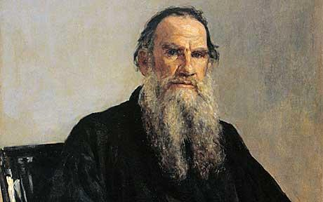 Go Creative Guest: Tolstoy's Rules
