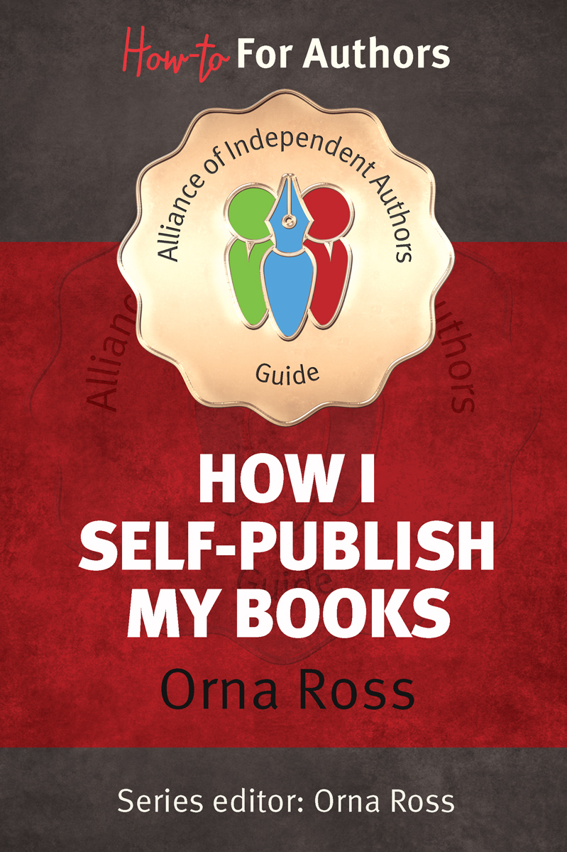 4 - coming soon - how I self publish my books