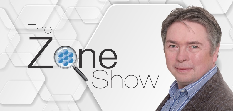 How To Go Creative Interview With Tom Evans on The Zone Show