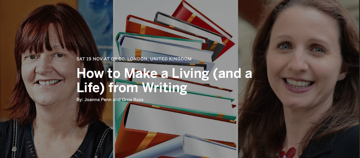 How to Make a Living (and a Life) from Writing
