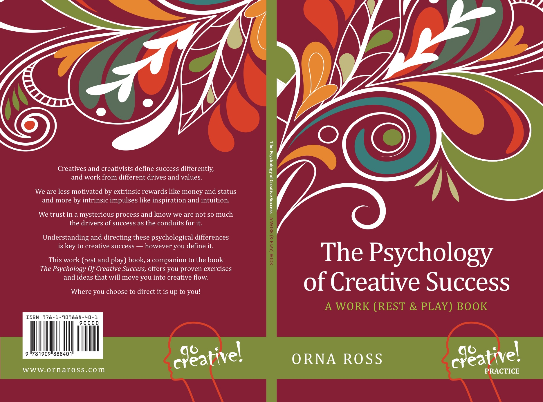 Today's Book Extract: From The Psychology of Creative Success