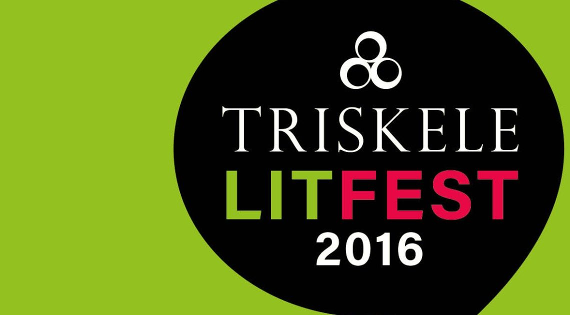 "Talking About ""Her Secret Rose"" at the Triskele Literary Festival"