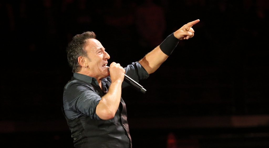 Be More Creative With Bruce Springsteen: On Keeping Creative Faith