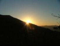 monchique sunrise