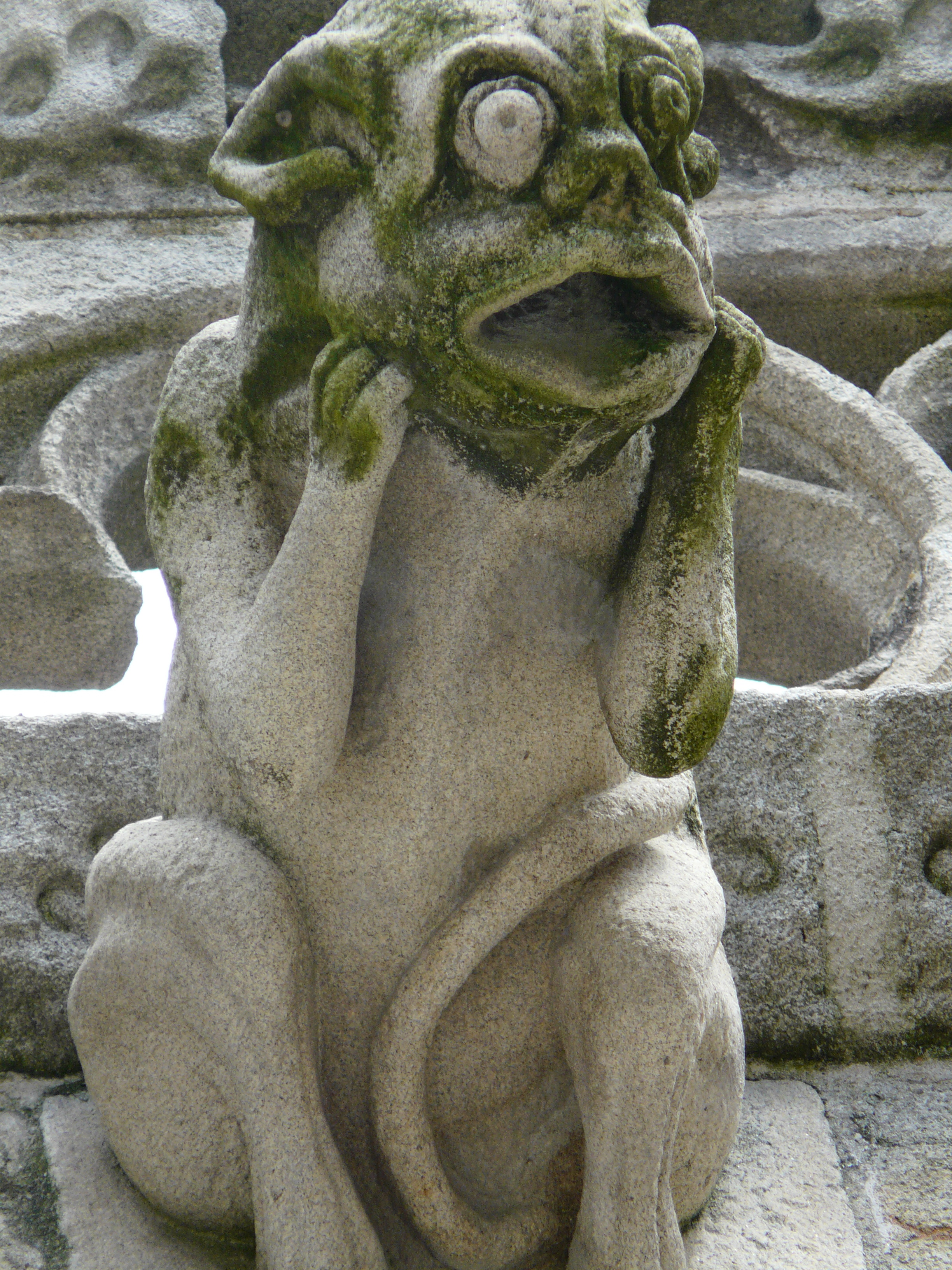 creative intelligence gargoyle