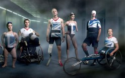 Go creative with the inspiration of the paralympians