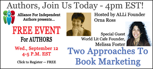 Book Marketing Event