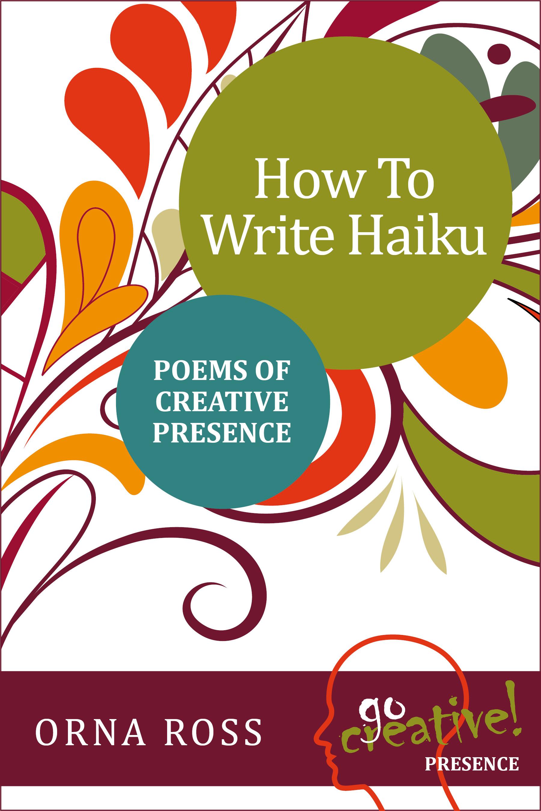 How to Write a Haiku Poem