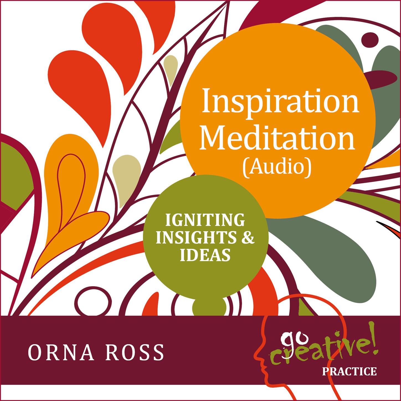 Inspiration Meditation AUDIO COVER