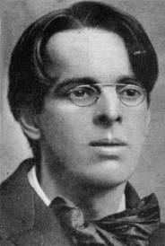 WB Yeats, always known as Willie by Maud and Iseult Gonne