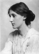 Virginia Woolf goes creative