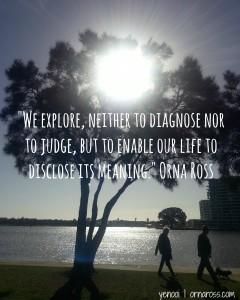 We explore