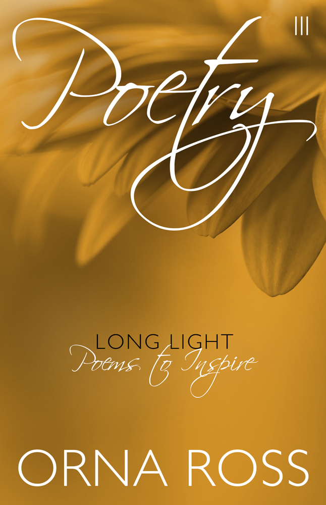 Poetry III: Long Light