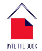 Byte the Book logo