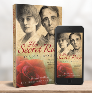 Her Secret Rose Book Covers Orna Ross
