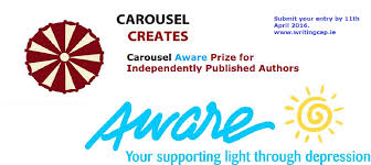 """Her Secret Rose"" Shortlisted in The Carousel Aware Prize for Independent Authors"