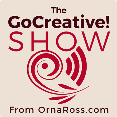 The Go Creative Show Episode 15: Milestones & Turning Points: Your Creative & Creativist History