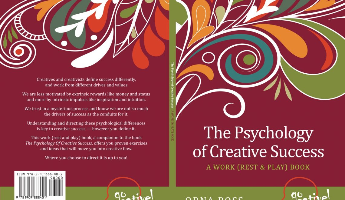 Extract from: The Psychology of Creative Success