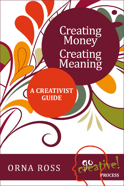 "Creating Happy Holidays Part 3: ""Giving & Receiving"". From Creating Money, Creating Meaning"