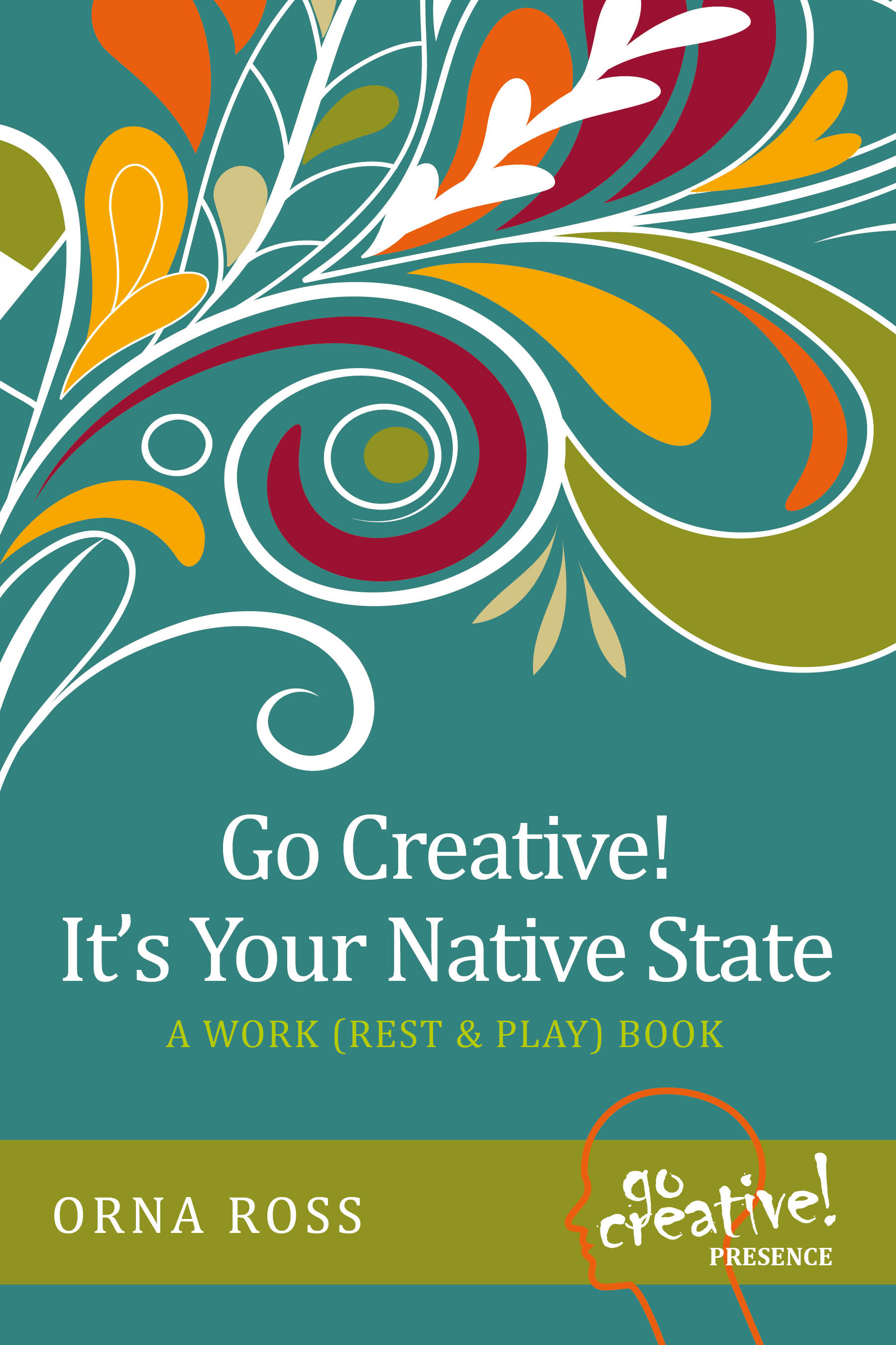 Go Creative! Work-Rest-Playbook Cover