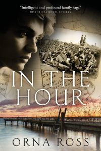 My Next Novel: In The Hour