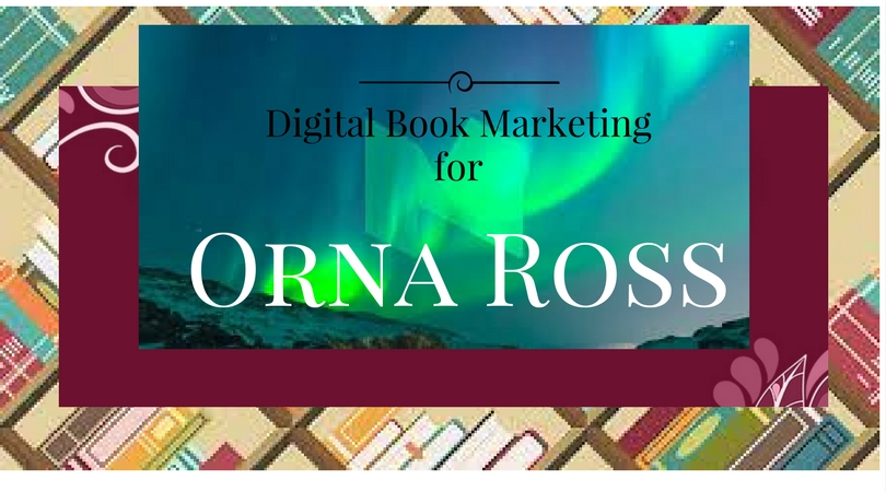 Creative Publishing: Digital Book Marketing for Orna Ross: A Step-by-Step Guide to AMS Ads
