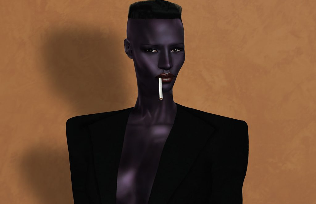 Create Date with Grace Jones
