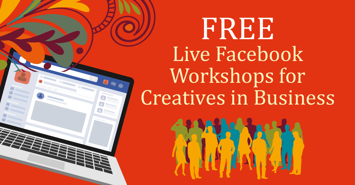 Go Creative Online Monthly Workshops