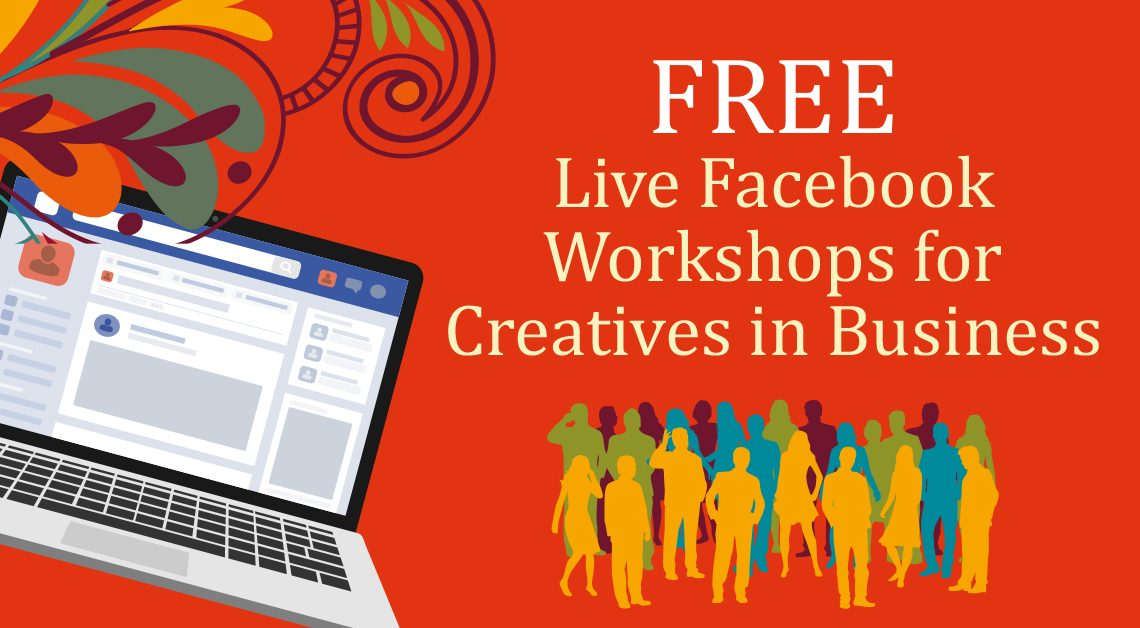 Creative Business Workshop June: How A Successful Creativepreneur Thinks & Works