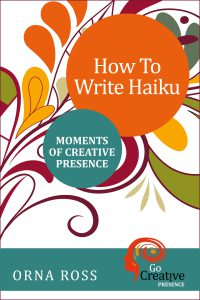 Writing haiku, reading haiku