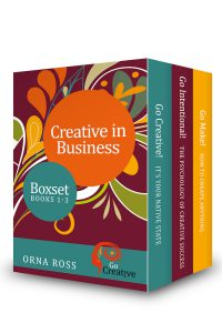 Go Creative! In Business Box Set 1 3D