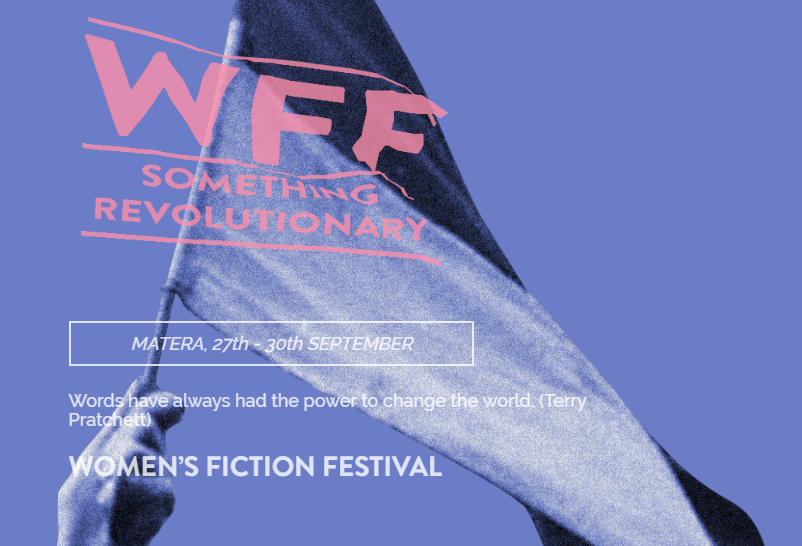 Women's Fiction Festival Matera