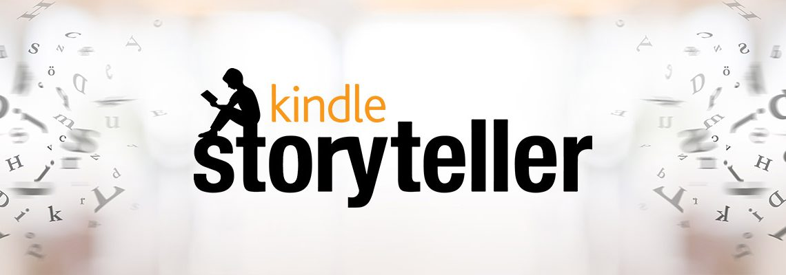 Judging Kindle Storyteller Award UK  2018