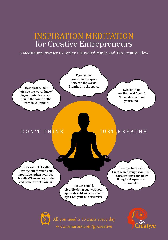 new creative flow practice facebook group