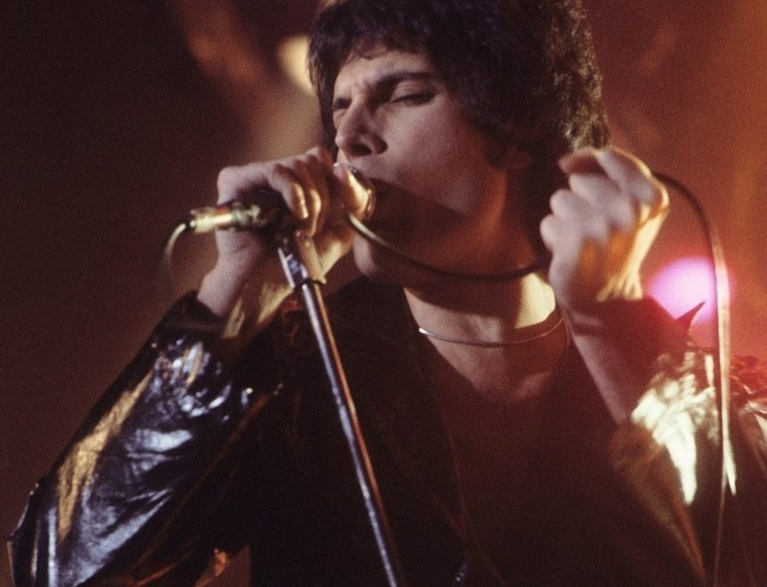 Living Out Loud: Going Creative With Freddie Mercury and Queen
