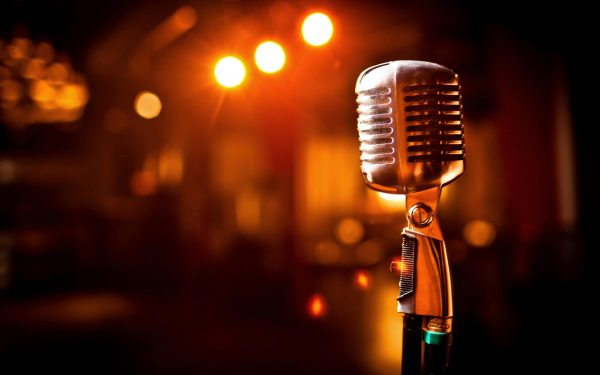 Online Open Mic for Poets
