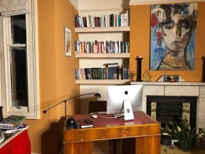 The Perfect Workspace For An Indie Author