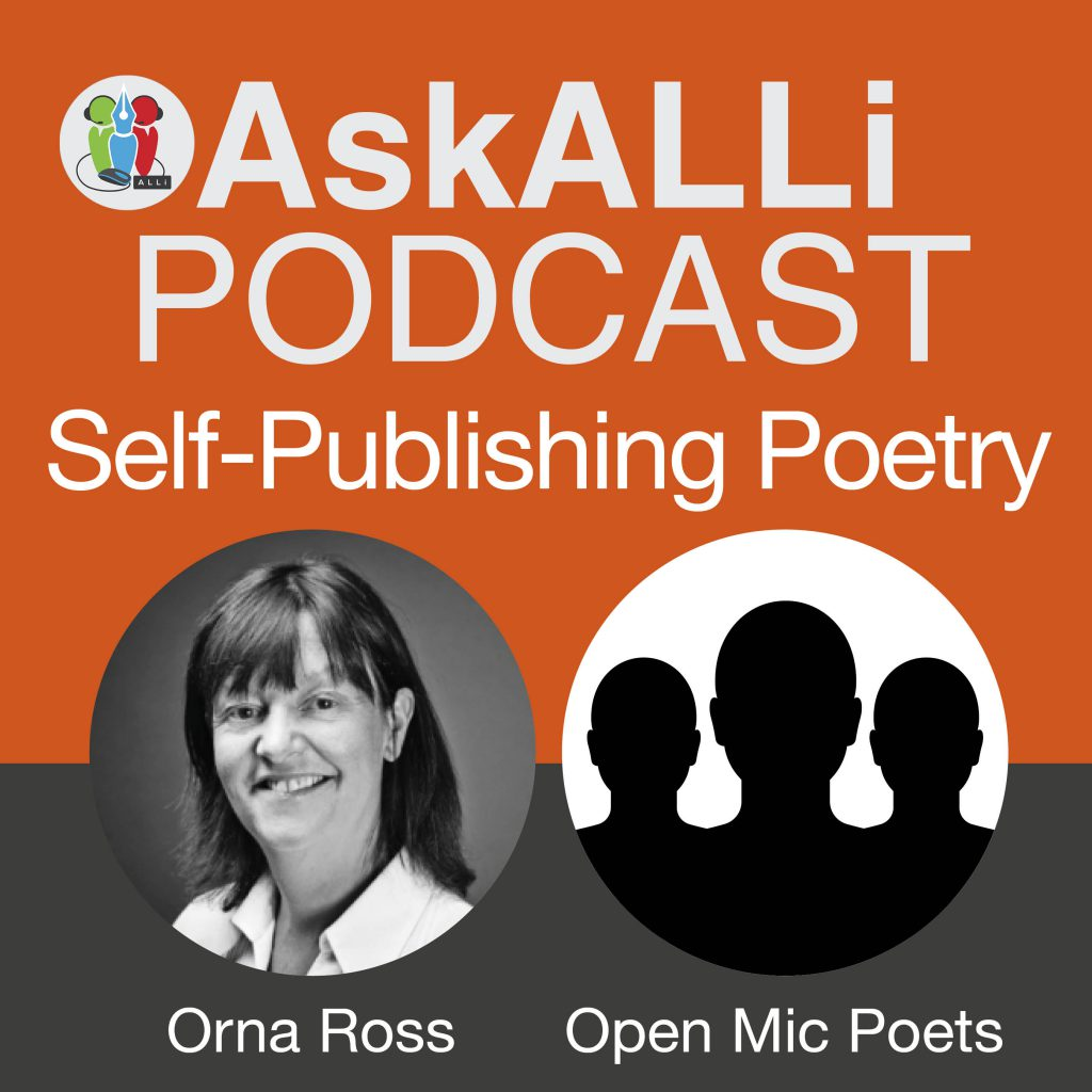 self-publishing poetry podcasts