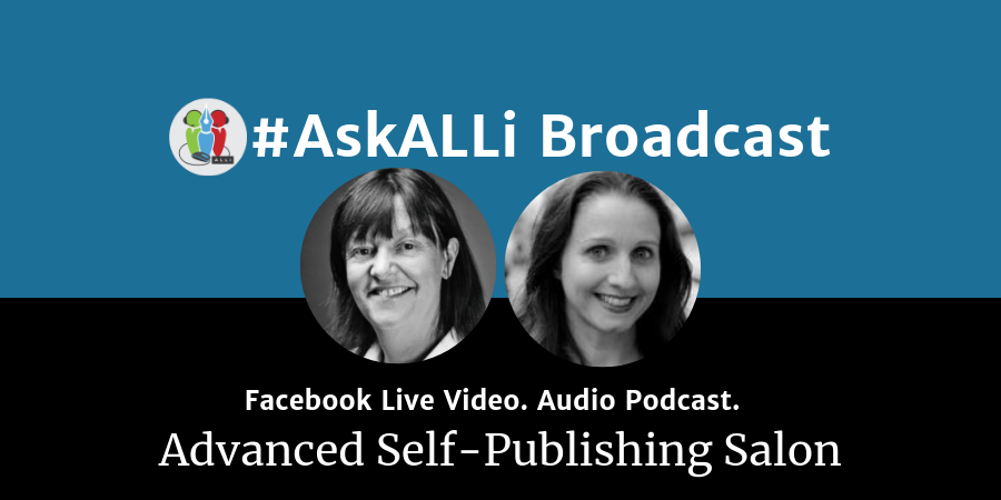 LIVE: #AskALLi Advanced Self-Publishing Salon