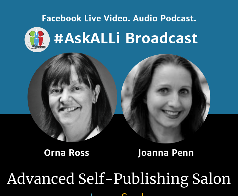 Upcoming Sessions from the Self Publishing Advice Podcast: How To Use Audio To Market and Sell Books