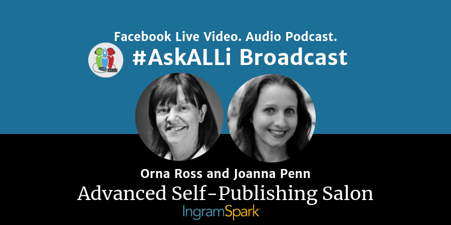 Upcoming Sessions from the Self Publishing Advice Podcast: Is Germany the next Self-Publishing Opportunity?