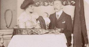 Maud Gonne hears of John MacBride's Execution