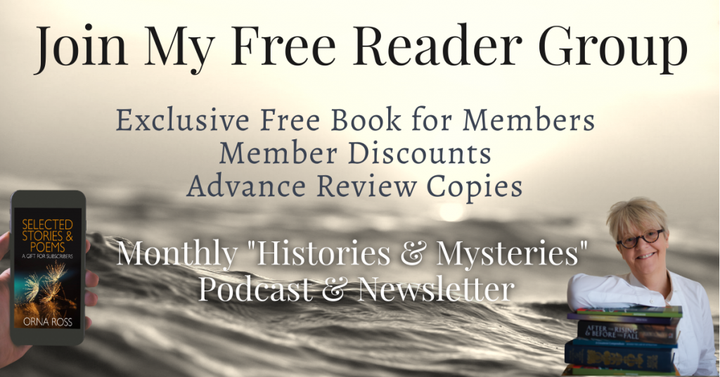 Join my Reader Group