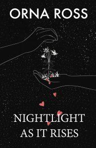 Nightlight as it Rises Poetry Book