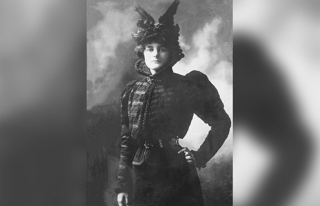Maud Gonne Biography for Children